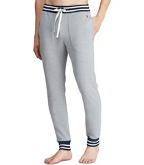 polo ralph lauren men's brushed fleece pajama joggers