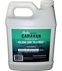 "caravan ""full-timer's"" rv holding tank treatment - natural, eco-friendly, probio"