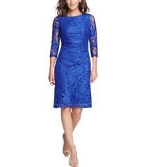 jessica howard lace sheath dress