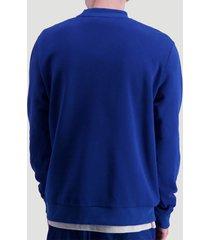 holzweiler men's hanger crewneck sweatshirt - blue - xxl/xxxl