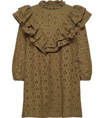 milda blouse lange mouwen groen stella nova
