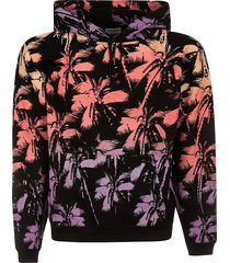 tropical all-over hoodie