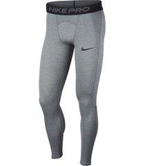 licra gris pro tights leggings nike bv5641-085