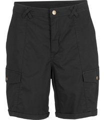 shorts con tasche (nero) - bpc bonprix collection