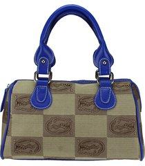 florida gators officially licensed the velvet college handbag
