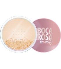 pó facial solto matte 1 mármore - boca rosa beauty by payot único
