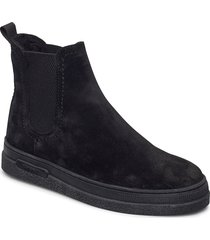 breonna chelsea shoes chelsea boots svart gant