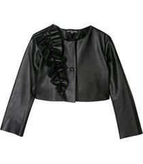 monnalisa black jacket