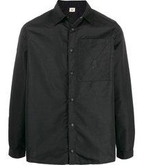 a-cold-wall* diamond logo shirt - black