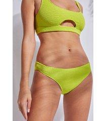 calzedonia swimsuit bottom miami woman green size 3