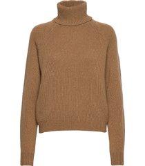 kathleen sweater turtleneck coltrui bruin filippa k