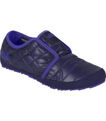 zapato mujer thermoball traction mule ii the north face