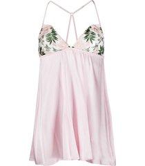 gilda & pearl chelsea garden babydoll - pink