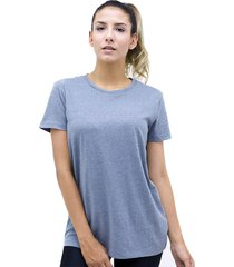 camiseta gris under armour graphic wm classic crew