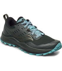 peregrine 10 shoes sport shoes running shoes grå saucony