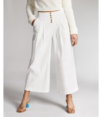 inc high-rise faux-button pants, created for macy's
