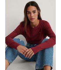 levi's t-shirt med logga - red