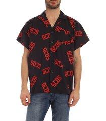 gcds monogram shirt