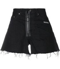 off-white™ denim shorts