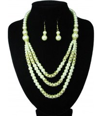 collar blanco sasmon cl-12583