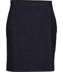 skirt kort kjol blå signal