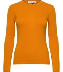 catrin knit stickad tröja gul andiata