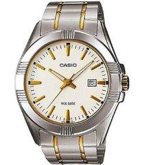 reloj masculino casio kcasmtp-1308sg7a- multicolor  envio gratis*
