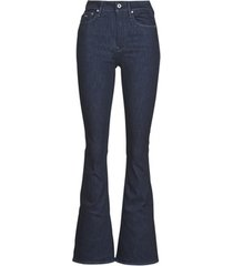 bootcut jeans g-star raw 3301 high flare wmn