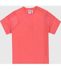 camiseta salmón adidas originals ss t shirt