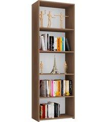 armário livreiro multiuso montana art in móveis