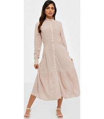 y.a.s yassanne ls shirt dress - icons långärmade klänningar