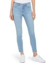 style & co light wash skinny jeans, created for macy's