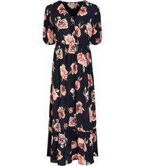 klänning pcrimma 2/4 long dress