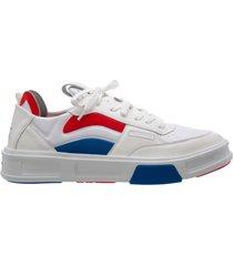 scarpe sneakers uomo reflex pepsi