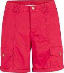 shorts con tasche (rosso) - bpc bonprix collection