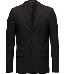 m. daniel cool wool jacket blazer colbert zwart filippa k