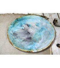 talerz malowany - impresja