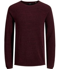 jack & jones pullover - modern fit - rood