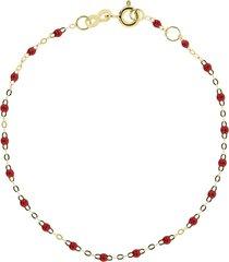 classic gigi bracelet - 6.7in - poppy