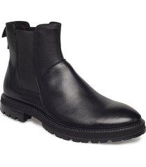 johnny shoes chelsea boots svart vagabond