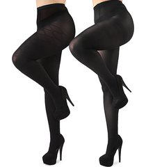 2-pack honey bee tights