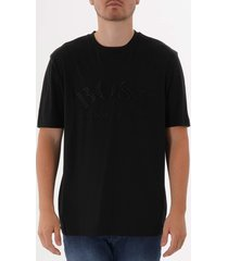 boss talboa t-shirt - black 50410383