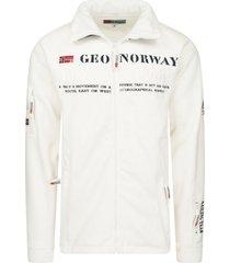 geographical norway fleece vest heren -