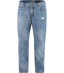 dolce & gabbana loose-fit jeans
