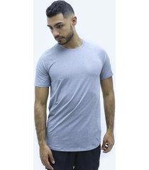 camiseta gris under armour mk1 ss