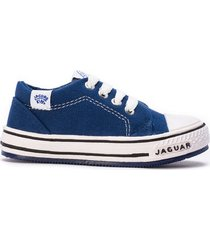 zapatilla azul clásica jaguar oficial