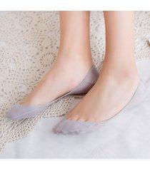 calze bocca stretta e traspirante sottile per donne