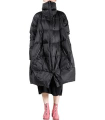 coccoon padded coat