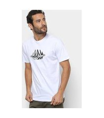 camiseta volcom silk stone sounds masculina