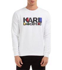 karl lagerfeld swallow hoodie